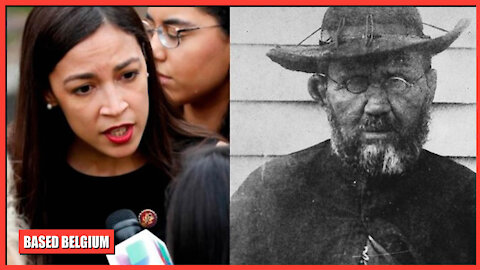 AOC Refers to Saint Damien Who Served Lepers as Part of White Supremacist Culture