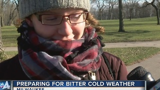 Preparing for bitter cold weather - Video