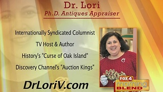 Dr. Lori 70s Collectibles 1/5/17 - Video