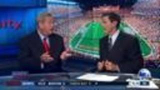 Sports Xtra-Woody Paige on John Elway contract - Video