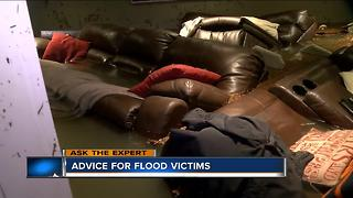 Call 4 Action: Advice for flood victims - Video