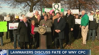 Community and lawmakers discuss fate of WNY CPC - Video