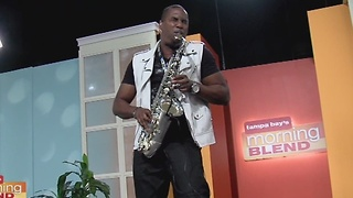 Eric Darius performs - Video