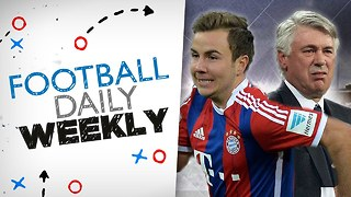 #FDW Q+A | Was Mario Götze WRONG to join Bayern Munich? - Video