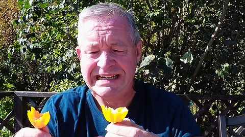 Man eats both of world's hottest peppers at once, relies on internet's advice for remedies