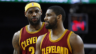 Kyrie Irving SCARED of LeBron Leaving in 2018, Wants OUT of Cleveland - Video