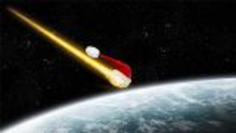 New Year's Asteroid