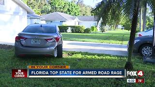 Florida the worst state for armed road rage - Video