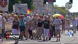 Denver PrideFest this weekend, large crowds expected - Video