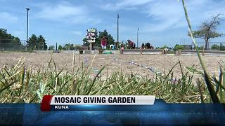 Kuna Giving Garden teaches lifelong lessons - Video