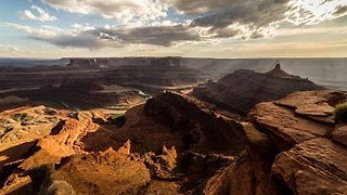 Stunning Drone Footage of Utah Desert - Video