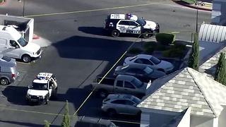 Gunman dead, 3 hurt in shooting at medical facility near Buffalo, Summerlin Parkway - Video