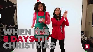 Generation Gap's countdown to Christmas: 8 Days - Video