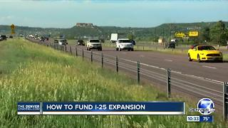How to fund I-25 expansion - Video