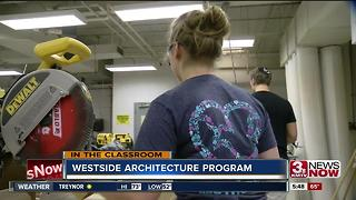 In the classroom: Westside students give back