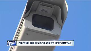 Proposal in Buffalo to add red light cameras - Video