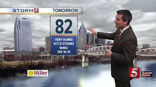 Henry's Early Morning Forecast: Wednesday, June 21, 2017 - Video