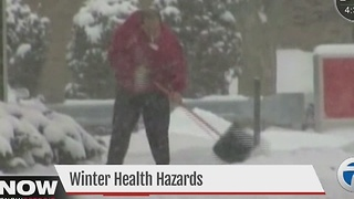 Surviving cold temperatures - Video
