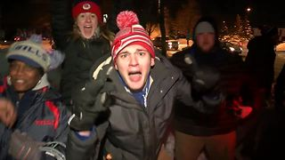 Bills are in! Ends 17 year playoff drought! - Video