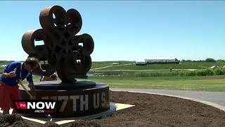 Media comes from all over to cover U.S. Open - Video