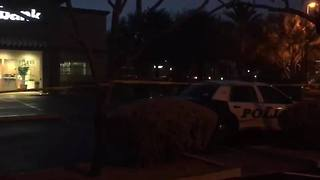 Armed robbery on Broadway & Pantano - Video