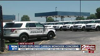 Ford Explorer carbon monoxide concerns - Video