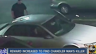 Reward increased to find suspect in Chandler homicide - Video