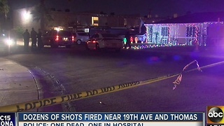 Police identify man shot dead during Phoenix shooting