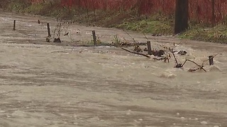 Flooding and rising water across Greater Cleveland