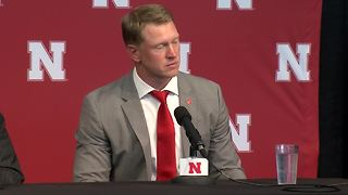 Scott Frost press conference - Video