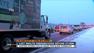 AAA: 'It could be a treacherous morning'