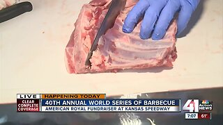 How to get a free meal at the American Royal World Series of Barbecue