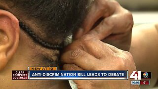 Kansas bill could ban discrimination based on hairstyle
