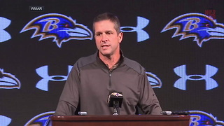 John Harbaugh Says The NFL 'Don't Care About Us' - Video