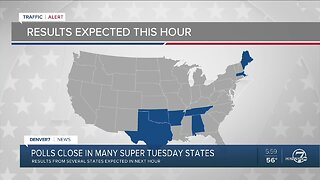 Colorado voters head out to the polls for Super Tuesday presidential primary