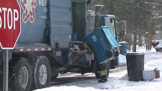 New recycling program in Evans - Video