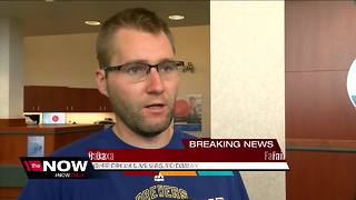 Milwaukee resident in Vegas during shooting recounts 'hours of sirens...people screaming'
