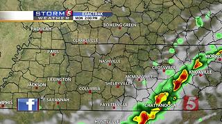 Kelly's Afternoon Forecast: Monday, June 19, 2017 - Video