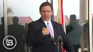 "DeSantis Drops a NUKE on 60 Minutes for ""Smear Campaign"""