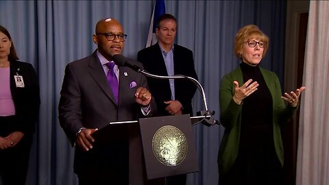 Denver mayor issues stay-at-home order amid coronavirus outbreak