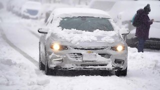 Winter Not Done Yet: Blizzards in Rockies, Tornadoes in Texas