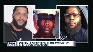 Girlfriend of the suspect in the murder of Chef Doug testifies - Video