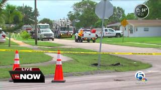 Families without water after Lauderhill crane collapse