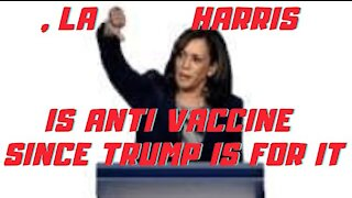 Ep.146 | KAMALA HARRIS IS ANTI-VACCINE ONLY BECAUSE TRUMP'S WARP SPEED MADE IT POSSIBLE, COMPASSION?