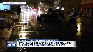 Two people killed in South Buffalo crash