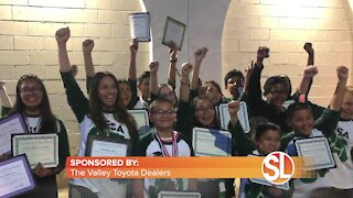 Your Valley Toyota Dealers are Helping Kids Go Places: MESA