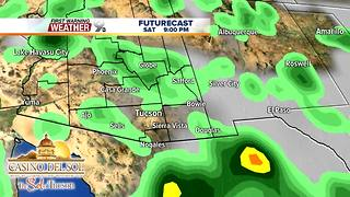FORECAST: Strong t-storms possible - Video
