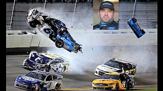 Ryan Newman hospitalized in serious condition after terrifying crash at Daytona 500