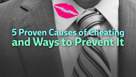 Science Proves Once and For All: How to Prevent Infidelity