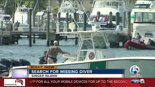 Search for diver at Phil Foster Park now a 'recovery mission' - Video